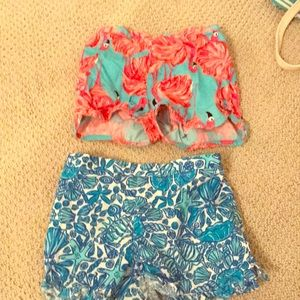 Other - Lily Pulitzer shorts $10 each